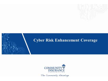 Cyber Risk Enhancement Coverage. Cyber security breaches are now a painful reality for virtually every type of organization and at every level of those.
