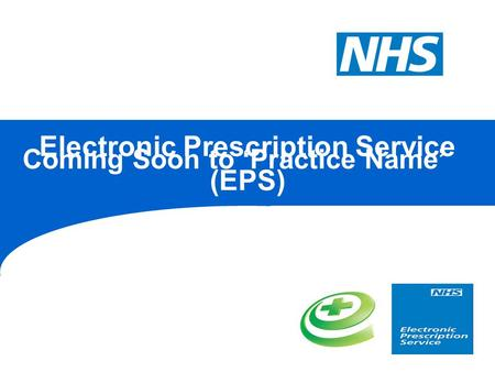 eps and erd for pharmacies ppt download