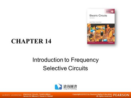 Introduction to Frequency Selective Circuits