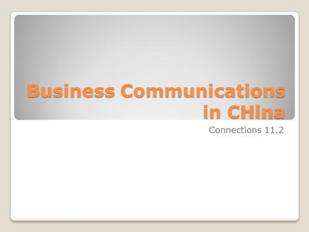 unit 222 communicate in a business environment Application of business communication principles through creation of effective business documents and oral presentations includes study and application of team communication and use of technology to facilitate the.