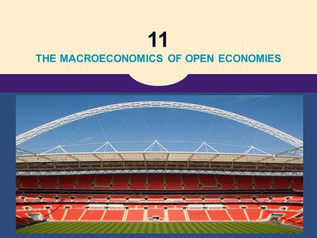 11 THE MACROECONOMICS OF OPEN ECONOMIES. Copyright © 2010 Cengage Learning 6 Open-Economy Macroeconomics.