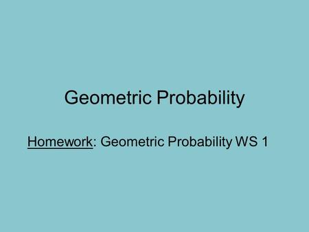 how to find theoretical probability