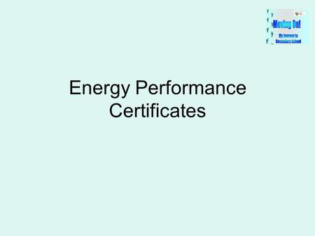 Energy Performance Certificates. Energy Efficiency Rating This chart tells us how energy efficient a building is. This efficiency depends on the construction.