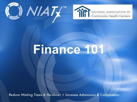 Overview Finance 101. Topics Financial Statement Overview Report Examples Key Performance Indicators Responsibilities of a Finance Department.
