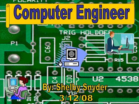 Computer engineers design and build computers and related components. There are two main types of computer engineers: software and hardware. Hardware.