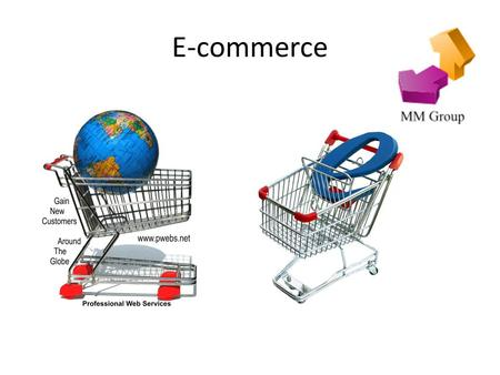 E-commerce. Can we sell our products all around the World?