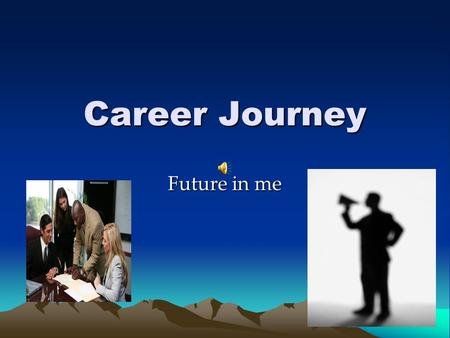 Career Journey Future in me Interest Profile Career Interest: File Clerk, Office Clerk, Procurement Clerk Work conditions, Recognition, Support, Relationships,