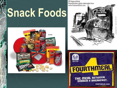 Snack Foods. What are your favorite snacks? Tell me some of your FAVORITE snack foods.