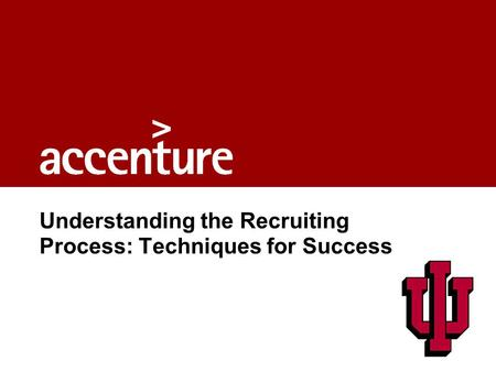 Understanding the Recruiting Process: Techniques for Success.