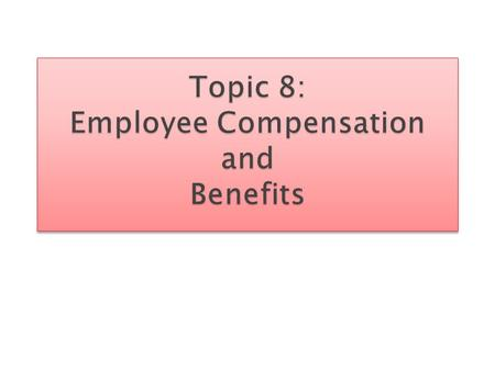 Employee Benefits 3770 Beardshear Hall Human Resource Services.