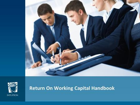 Return On Working Capital Handbook