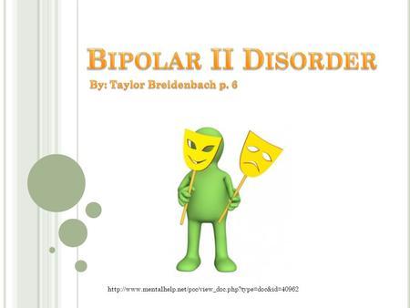 List Of Mood Disorders