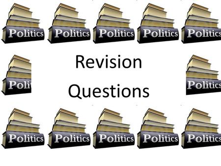 Revision Questions. The questions in this resource do not cover each of the Intermediate topics entirely, you should therefore ensure that you study your.