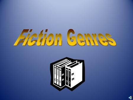 Fiction Genres.