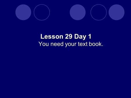You need your text book. Lesson 29 Day 1. Phonics and Spelling A prefix is a word part added to the beginning of another word to form a new word with.