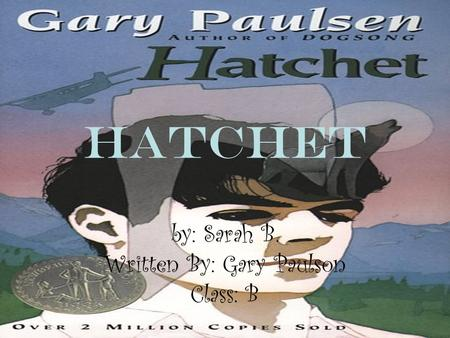 from hatchet by gary paulsen