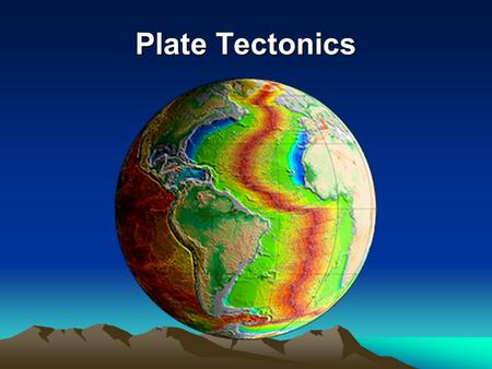 Plate Tectonics. The Crust Outermost layer 5 – 100 km thick Made of Oxygen, Silicon, Aluminum.