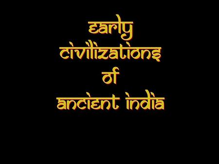 Harappan Writing Undecipherable to date. Decline of Harappans Harappans used up their natural resources Cut down too many trees Indus River Valley was.