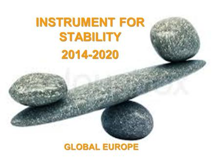 A project implemented by the HTSPE consortium This project is funded by the European Union GLOBAL EUROPE INSTRUMENT FOR STABILITY 2014-2020.