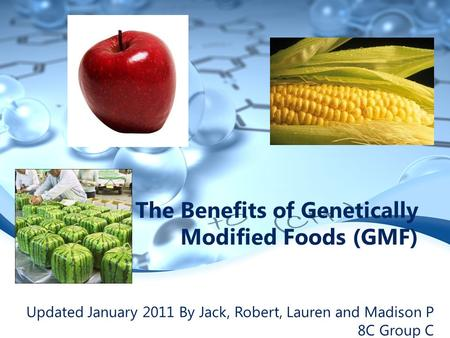 bio engineered processed food essay The term gm foods or gmos (genetically-modified organisms) is most commonly used to refer to crop plants created for human or animal consumption using the latest molecu- lar biology techniques.