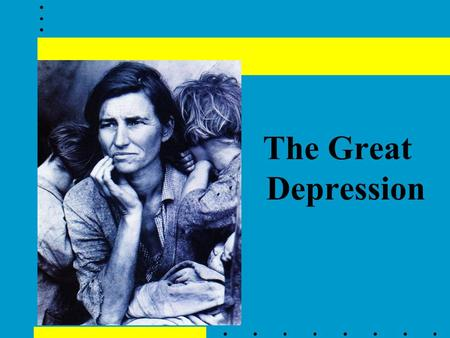 "The Great Depression. ""Brother Can You Spare A Dime"" –By Bing Crosby –Performed By Al Jolsen How did the working class Americans feel about the ""hard."