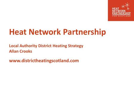 Heat Network Partnership