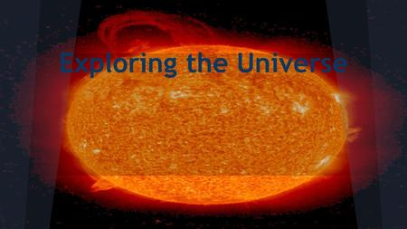 Exploring the Universe. .The sun gives off tremendous amounts of energy in forms of electromagnetic radiation.The sun's interior consists of the core,the.