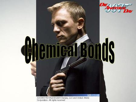 Types of Chemical Bond When atoms combine to achieve more stable structures, three types of bonding are possible –Ionic Bond – results when metallic.