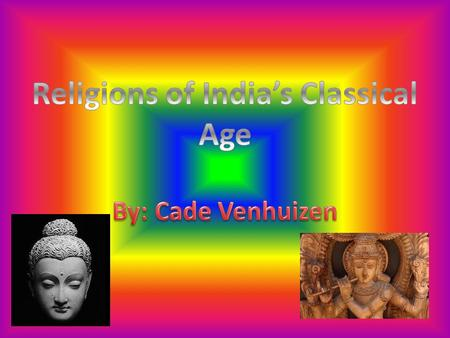 Religions of India's Classical Age
