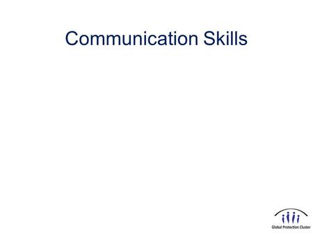 Communication Skills Communication is at the heart of all soft skills. It is the basis for creating relationships and getting things done. Making oneself.