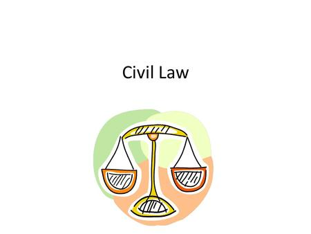 Civil Law. You are a basketball star who was late for practice. You rushed out your door, tripped over your neighbor's dog, and broke your wrist. You.