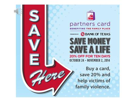 "Participant Registration Go to www.partnerscard.org, CLICK ON THE GET INVOLVED TAB, CLICK ""LEARN MORE ABOUT COMMUNITY SELLER"" THEN THE ""BECOME A COMMUNITY."