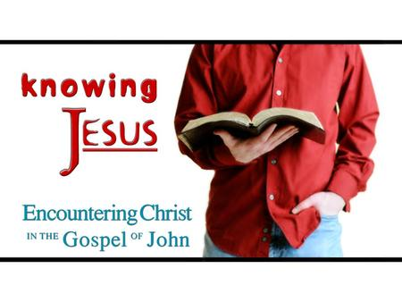 The Purpose of the Gospel of John