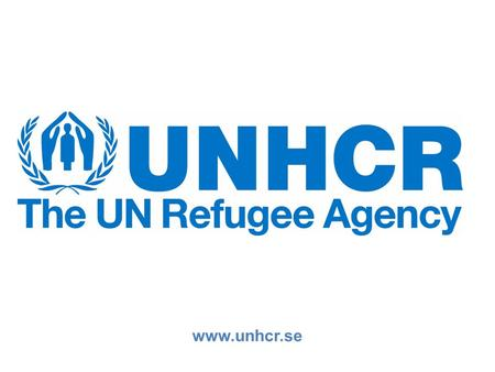"Www.unhcr.se. A refugee is ""a person who is outside his/her country of nationality or habitual residence; has a well-founded fear of persecution because."