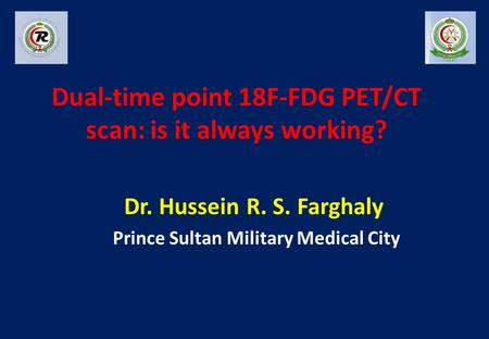 Dual-time point 18F-FDG PET/CT scan: is it always working?