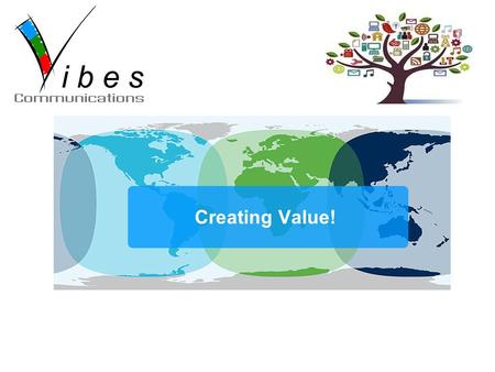 Creating Value!.  Vibes - Creating value  Digital Marketing Proposition Index.