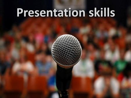 Presentation skills. problems Delivery Design preparation.