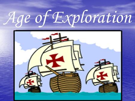 Age of Exploration. In the 1400s there was no refrigeration. To prevent their meat from spoiling they preserved and dried it with salt. They also used.