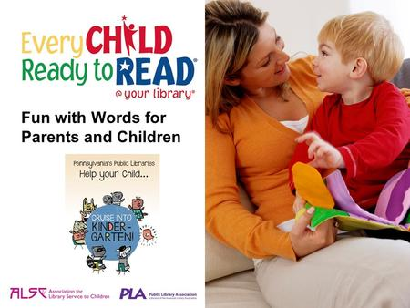 Fun with Words for Parents and Children