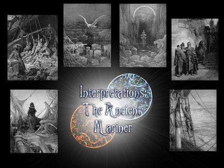 Essay on The Allegory of The Rime of the Ancient Mariner