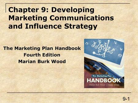 Chapter 9: Developing Marketing Communications and Influence Strategy