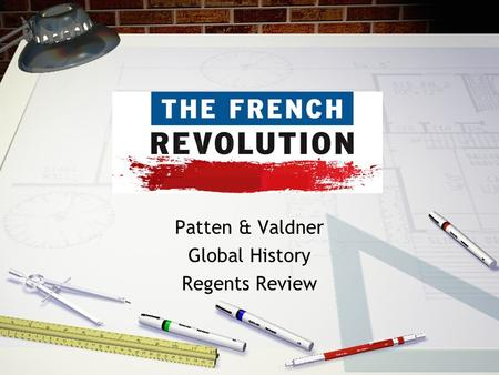 Patten & Valdner Global History Regents Review