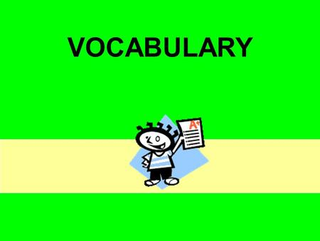 VOCABULARY. The set {0, 1, 2,….} Whole Numbers VOCABULARY Lines and sets that never end continue to… Infinity.
