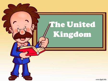 The United Kingdom Title The UK lies on the British Isles. The two main islands are: Great Britain and Ireland. They are separated from the continent.