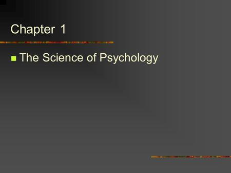 The Scope Of Psychology Historical Background The Psychological