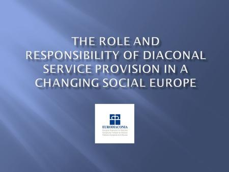  Background – The European Social Model – Trends and challenges  The purpose of the study  Methodology  Our hypothesis  What's next?