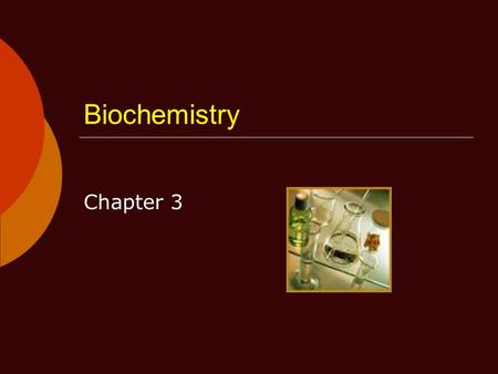 Biochemistry Chapter 3. Water Section 2.3 Structure of Water  Most abundant molecule  Held together by covalent bonds  2 atoms of H, 1 atom of O.