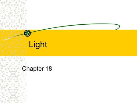 Light Chapter 18.