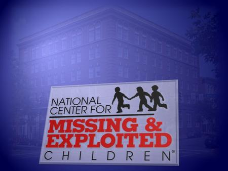 Peter Johnson NetSmartz411 Project Manager National Center for Missing & Exploited Children.