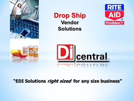 1 Drop Ship Suppliers: Purchase Order, ASN and Inventory